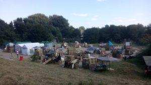 Huttenbouwdorp Noorderhout 2016 8